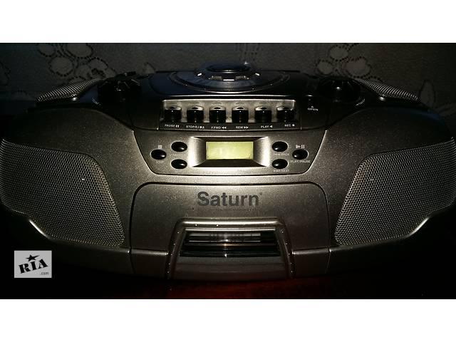 продам Магнитофон + CD player бу в Кривом Роге (Днепропетровской обл.)
