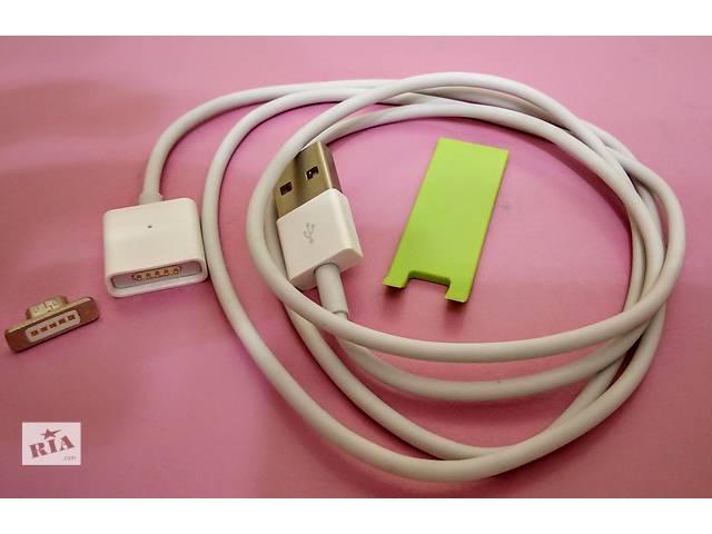 Магнитный кабель USB - microUSB шнур для зарядки мобильных телефонов- объявление о продаже  в Светловодске