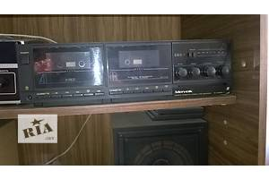 б/у Двухкассетный магнитофон