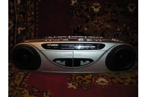 б/в Двухкассетный магнитофон