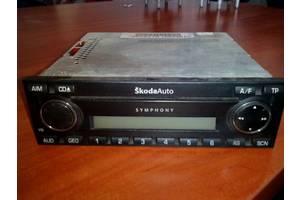б/у Радио и аудиооборудование/динамики Skoda SuperB