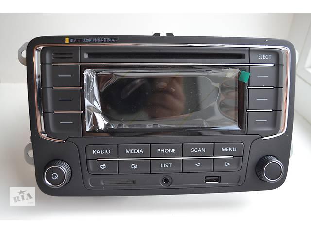 продам Магнитола RCD320 CD MP3 USB SD AUX Bluetooth для Volkswagen Skoda бу в Одессе