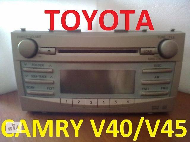 продам Магнитола Toyota Camry V40/V45 бу в Донецке