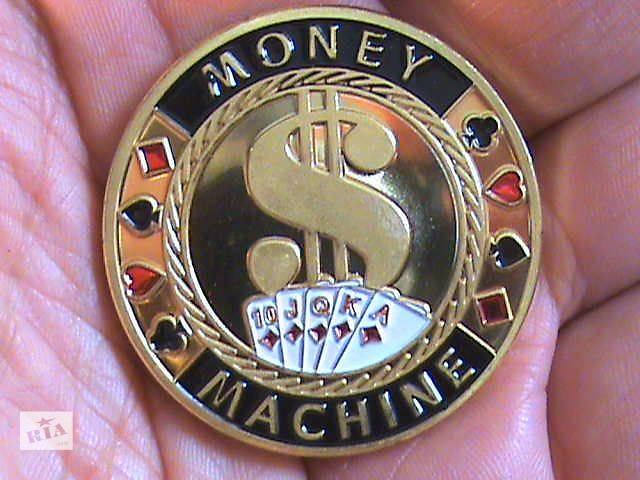 продам Магическая карточная монета покер $ - машина бу в Нетешине