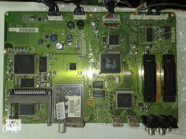 продам MAIN BOARD 3139 123 62613 WK713.5 FOR PHILIPS LCD бу в Броварах