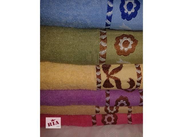 купить бу Махровые банные полотенца. в Одессе