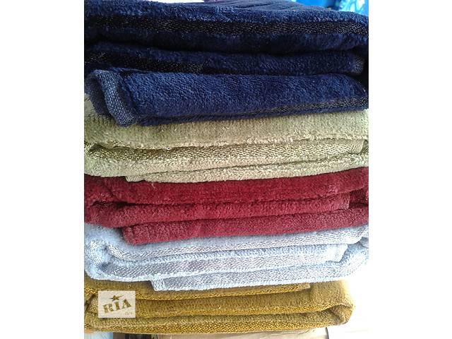купить бу Махровые полотенца в ассортименте(банные, лицевые, кухонные... платки) в Одессе