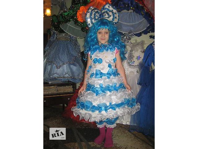 Мальвина - карнавальный костюм на прокат- объявление о продаже  в Николаеве