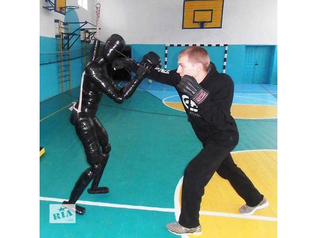 Манекены для бокса своими руками 395