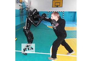 Манекен MMAD для тренировки ударов и борьбы. Универсальный тренажер для боевых искусств