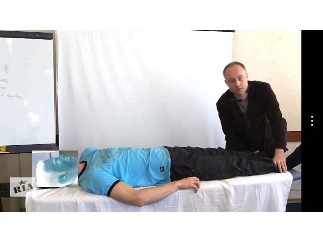 продам Мануальный массаж. Лечение позвоночника бу в Шостке