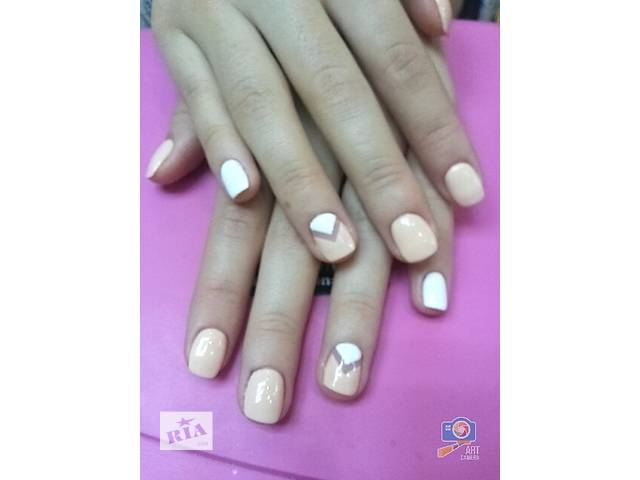 продам Маникюр+гель-лак+педикюр+все виды наращивания ногтей+дизайн бу в Харькове