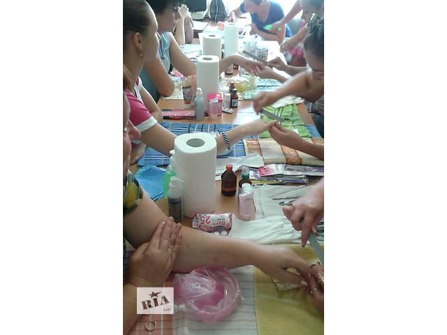 продам Мастер маникюра, педикюра, наращивания и дизайна ногтей. Экспресс-курс бу  в Украине