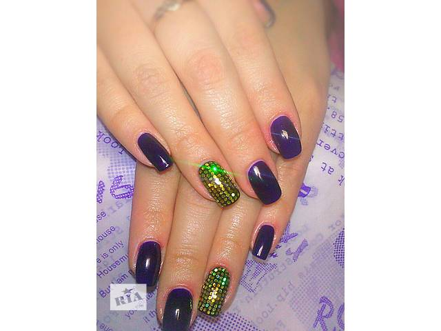 Маникюр! Покрытие ногтей гель-лаком! - объявление о продаже  в Павлограде