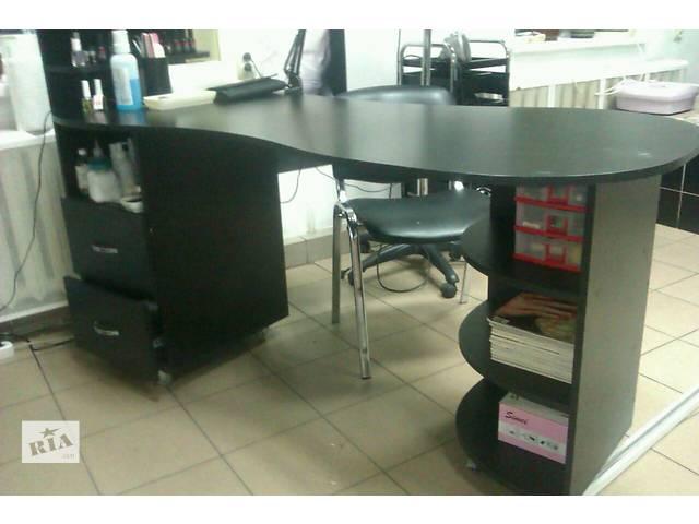 купить бу Маникюрный стол в Виннице