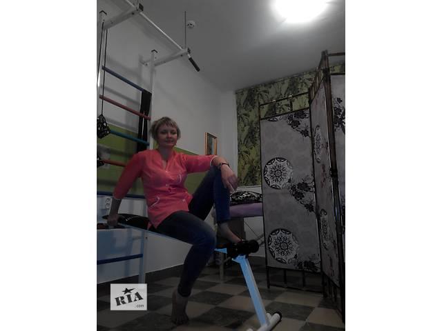 """бу Массажный кабинет""""тонус Мио"""". Здесь мышцы радуются! в Тернополе"""