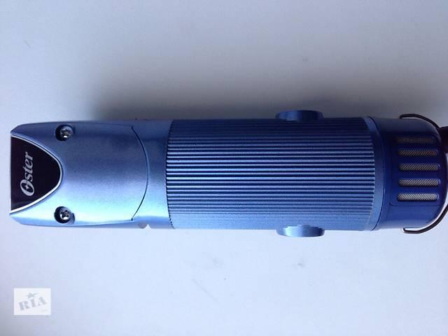 продам Машинка для стрижки Oster Turbo A5 из США бу в Борисполе