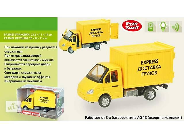 Машинка Газель-фургон- объявление о продаже  в Николаеве