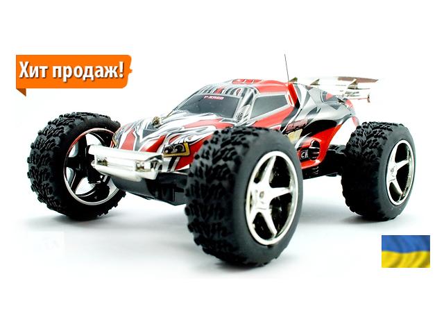 продам Машинка микро р/у 1:32 WL Toys Speed Racing скоростная (красный) бу в Черноморске (Ильичевске)