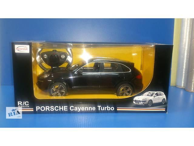 продам Машинка на радиоуправлении Rastar Porsche Cayenne бу в Киеве