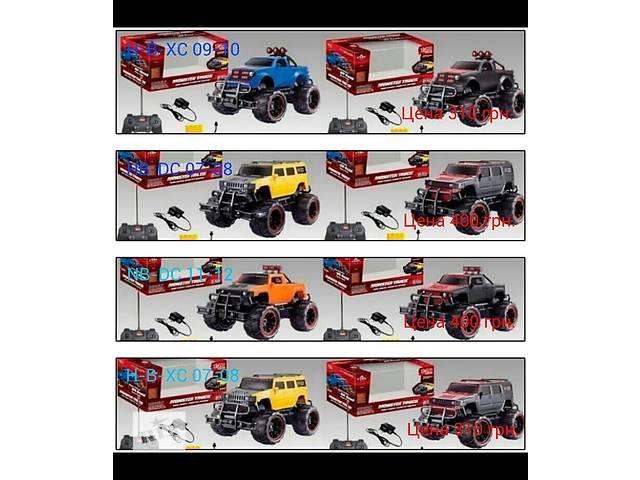 купить бу Машины на радиоуправлении  HB-DC 11-12,  HB-DC 07-08,  H-B-XC 09-10,  H-B-XC 07-08 в Киеве