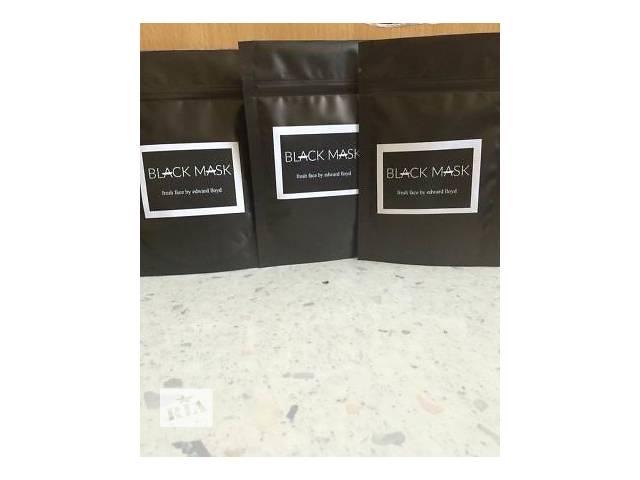 бу Маска-плёнка для чистки кожи от прыщей и пробок Black Mask в Сумах
