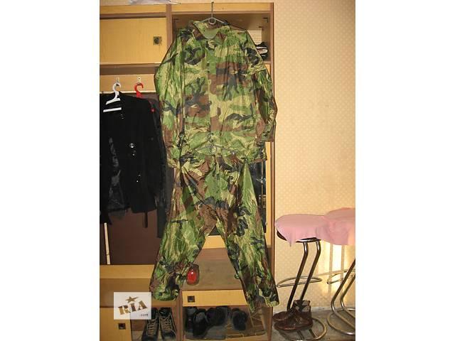 продам Маскировочный костюм непромокаемый бу в Краматорске