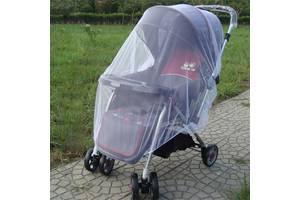 Новые Москитные сетки на коляску