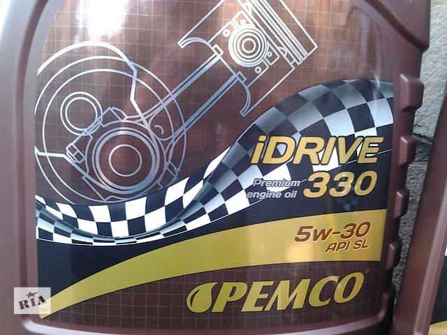 продам Масло «5w-30 pemco idrive 330»продам. а фильтр-в подарок! бу в Каменском (Днепропетровской обл.) (Днепродзержинск)