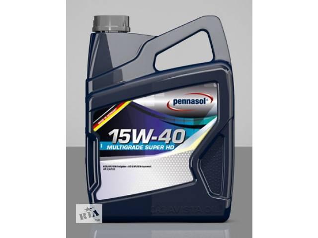бу Масло PENNASOL Multigrade Super HD SAE 15W40 5L в Запорожье