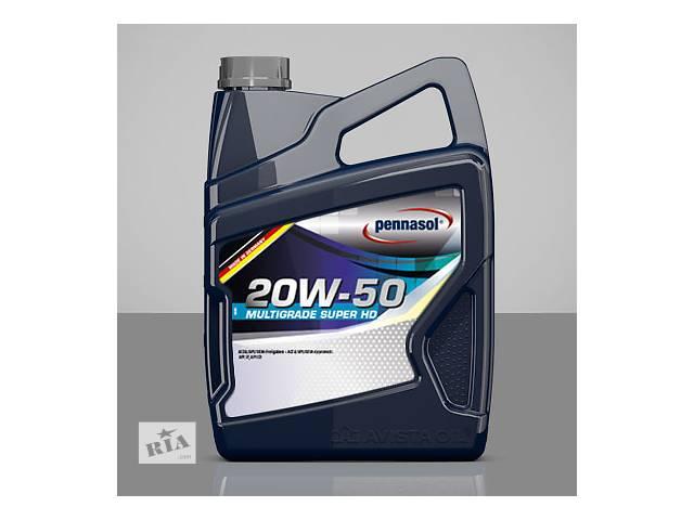 Масло PENNASOL Multigrade Super HD SAE 20W50 5L- объявление о продаже  в Запорожье
