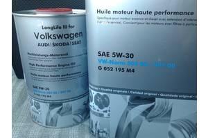 Масла моторные Volkswagen