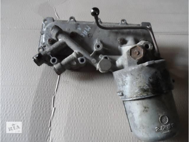 купить бу Маслоохладитель, охладитель масла корпус масляного фильтра Рено Маскотт Маскот 3.0 dxi 2004-2010 в Ровно
