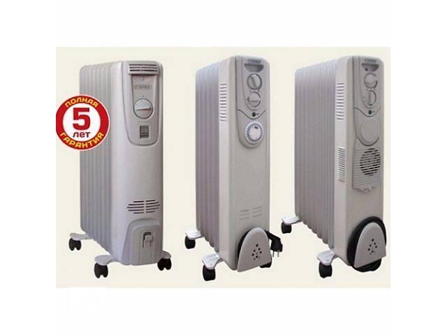 купить бу Масляный радиатор 0715 Термия 1,5 КВт, 7 секций. в Днепре (Днепропетровске)