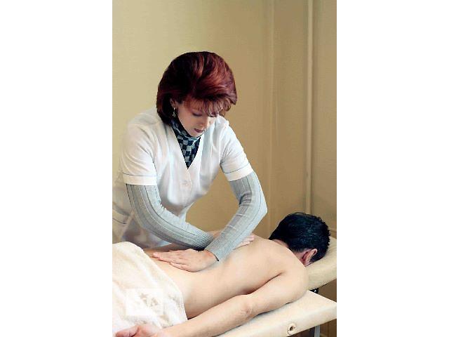 купить бу Массаж классический расслабляющий, антицеллюлитный, стоунтерапия.  в Киеве