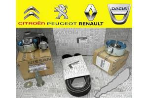 Новые Ролики генератора Renault Master груз.
