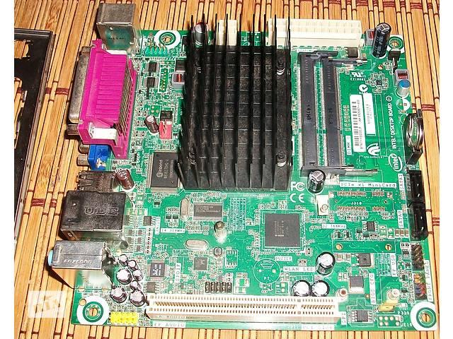 продам Материнская плата Intel Desktop Board D425KT (тонкий клиент) бу в Глухове