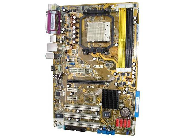 продам Материнская Плата под AMD ASUS M2N SAM2 ПОНИМАЕТ ЛЮБЫЕ 2 ядра ПРОЦЫ Athlon 64 X2 до 6400+ 125W am2 РАБОЧАЯ, с Гарантией бу в Львове