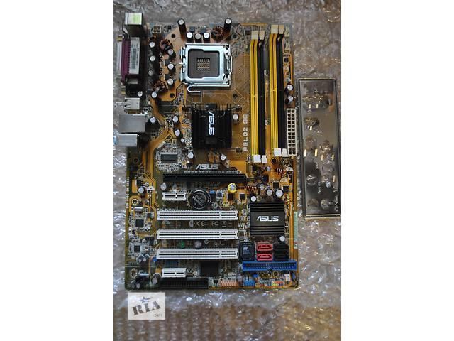 продам Материнские платы на DDR2, DDR3 память бу в Львове
