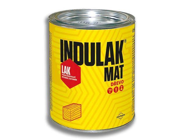 продам Матовый полиуретановый лак для дерева на водной основе INDULAK MAT. бу в Львове