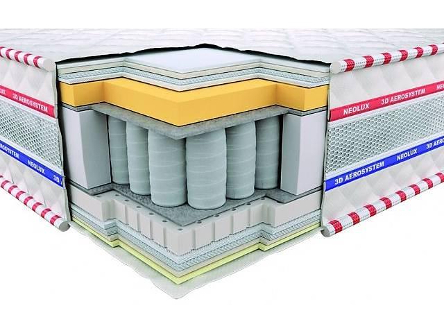 купить бу Матрас Neolux Империал мемори-латекс 3D при болях в спине в Днепре (Днепропетровск)