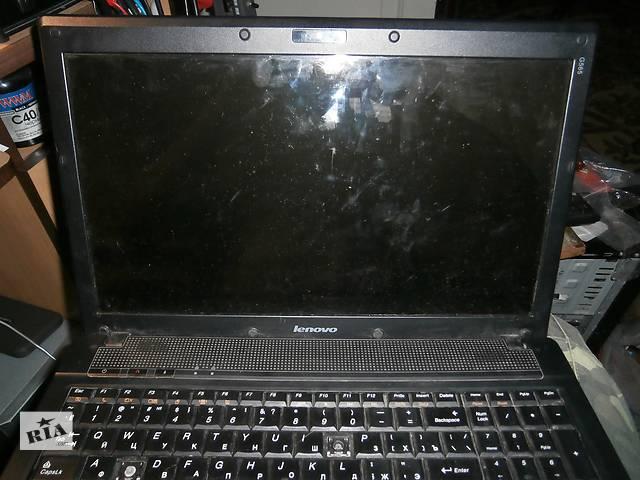 продам Матрица от Lenovo G565 рабочая вместе со шлейфом claa156wb11a бу в Томашполе (Винницкой обл.)