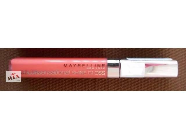 бу Maybelline Блеск для губ Color Sensational Shine Gloss в Ивано-Франковске