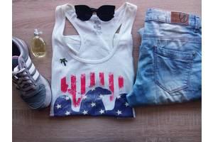 Новые Женские футболки, майки и топы West Fashion
