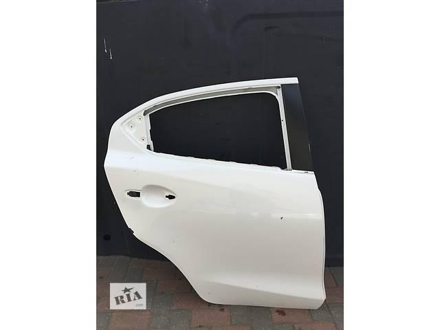 бу Mazda 2 2015-2016 Б/у дверь задняя в Тернополе