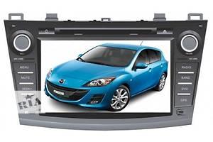 Новые Запчасти Mazda 3