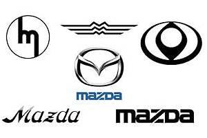 Mazda.Фары,капоты,бампера,двигатель.