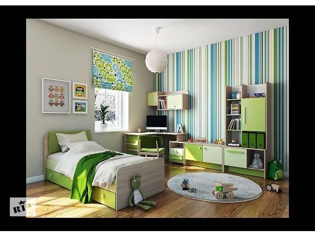 Мебель для детской комнаты мальчика и девочки из ДСП Egger 18mm. Мебель от 3 до 24 лет Большой выбор расцветок. Доставка- объявление о продаже  в Одессе