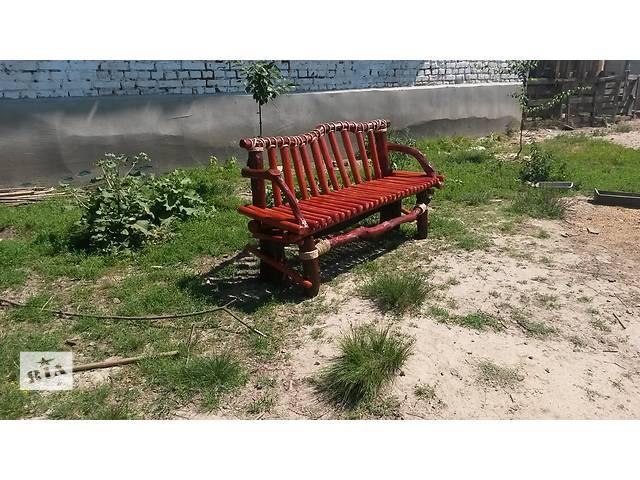 бу мебель для сада в рустикальном стиле в Чернигове