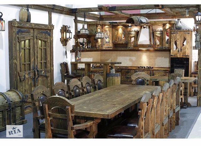 купить бу Мебель из дерева в Ровно